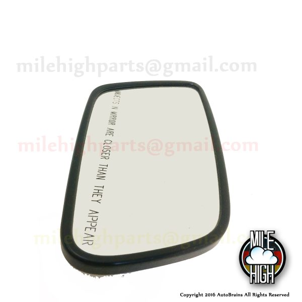 98-02 Audi Auto Dimming Mirror Glass Passenger Right A4 S4 A6 S6 A8 S8 8D0 857 536 N