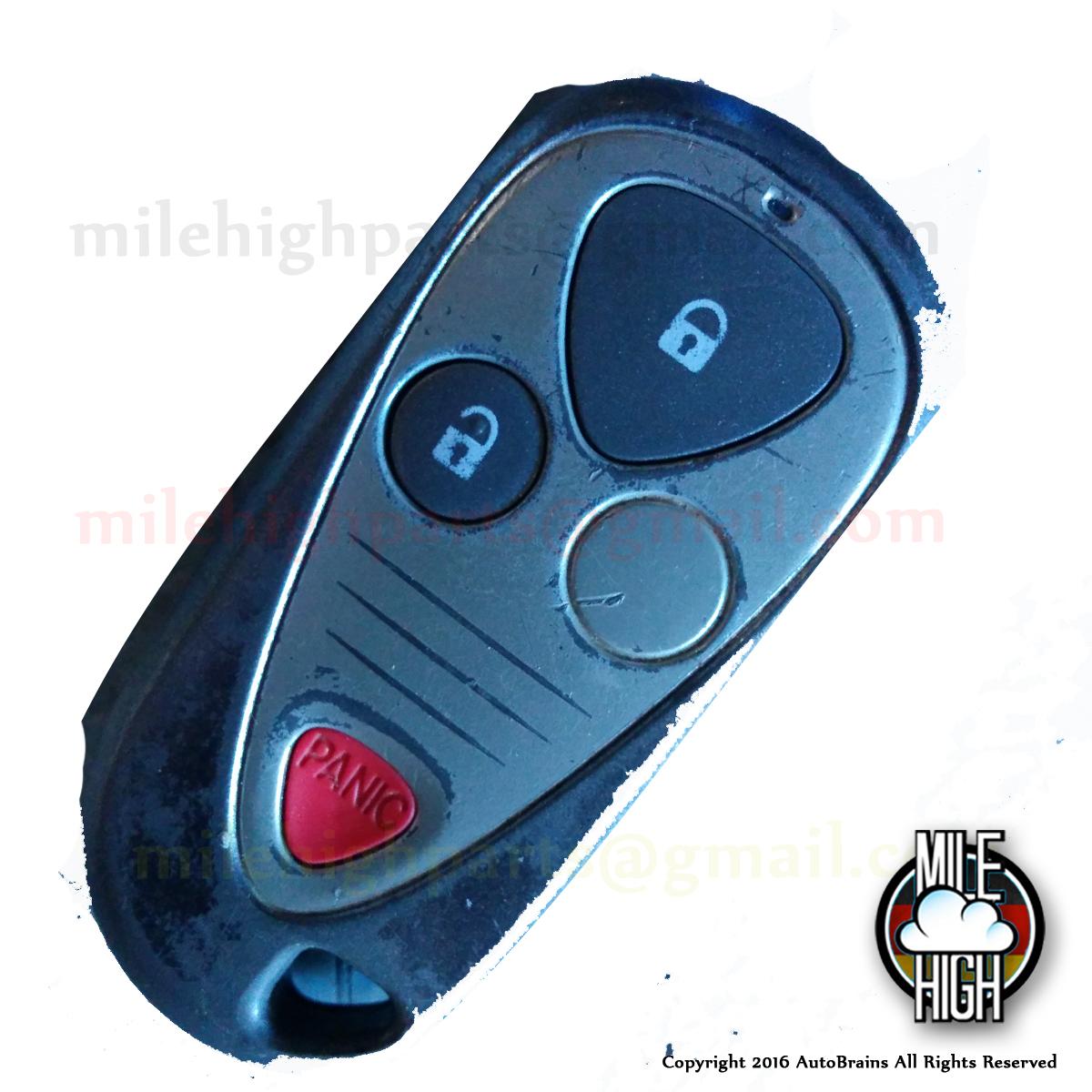 01 06 Acura Mdx Temperature Control Module Mile High