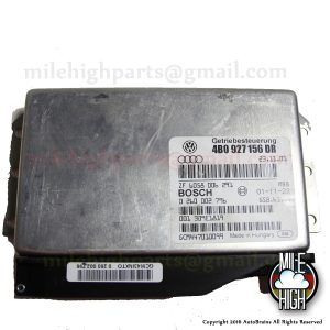 02 03 04 Audi A6 Quattro 2.7T Transmission Control Computer TCM TCU 2.7 C5