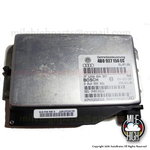 02 03 04 Audi A6 4.2L Quattro Transmission Control Computer TCM TCU 4.2 C5