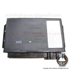 00 01 02 Audi TT Comfort Convenience Module CCM BCM Relay Power Windows Theft