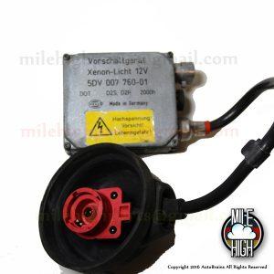 99 00 01 BMW 7 Series OEM Xenon Headlight Control Ballast 740i 740il 750i 750il