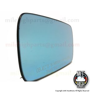 92-05 BMW 3 & 5 Series Passenger RH Heated Mirror Glass OEM E36 E46 E39