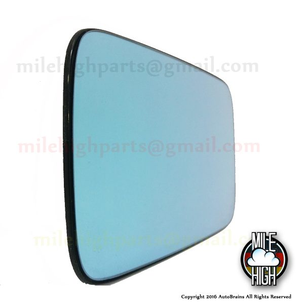 92-05 BMW 3 & 5 Series Driver LH Heated Mirror Glass OEM E36 E46 E3992-05 BMW 3 & 5 Series Driver LH Heated Mirror Glass OEM E36 E46 E39