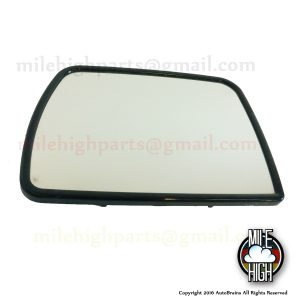00-06 BMW X5 e53 & 05-09 Rover LR3 LR4 OEM LH Driver Auto Dimming Mirror Glass