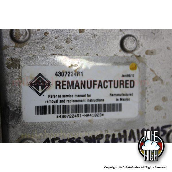 05-07 Ford 6.0L Diesel OEM Fuel Injection Engine Computer ECU ECM FICM REBUILT