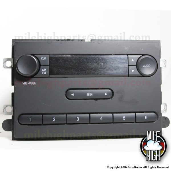 04-08 Ford F150 Factory Radio Stereo Head Unit OEM Freestyle Montego F-150