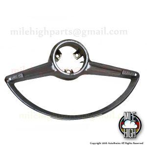 63-72 Jeep Super Wagoneer Horn Bar Button Steering Wheel Woody AMC