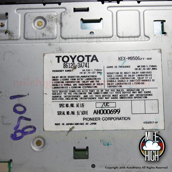 98-00 Lexus GS300 GS400 Mark Levinson OEM Cassette Radio Stereo Head Unit Control