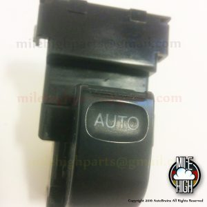 99 00 Lexus LS400 Passenger Window Switch Auto One Touch