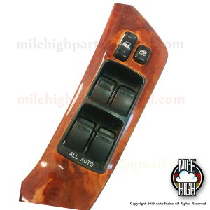 99 00 01 02 03 Lexus RX300 Master Window Switch Driver Front LH OEM USED 514335