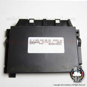 98 99 00 Mercedes C CLK SLK E Transmission Control TCU TCM EGS A 024 545 83 32