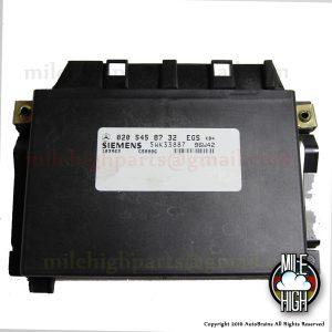 98-01 Mercedes SLK C CLK Transmission Control TCU TCM EGS A 020 545 87 32