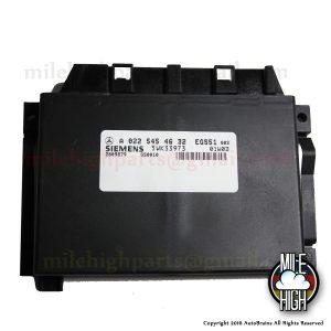 00 01 Mercedes W163 ML320 TCU TCM Transmission Control Module OEM 2000 2001