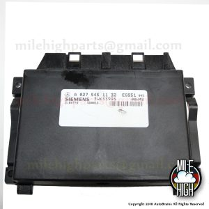 00 01 02 Mercedes S Class Transmission Control Module S430 S500 TCM TCU W220 EGS
