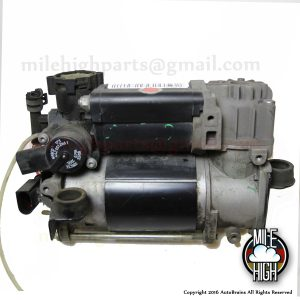 00-06 Mercedes S Class Air Suspension Compressor Pump OEM W220 S500 S430 S55