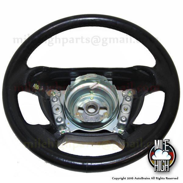 97-00 Mercedes Benz SLK Roadster Steering Wheel SRS SLK230 Sport R170 AMG
