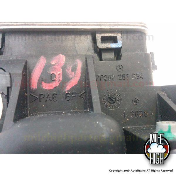 00 01 02 03 Mercedes Benz W202 208 Shifter Assembly OEM CLK430 CLK320 CLK55