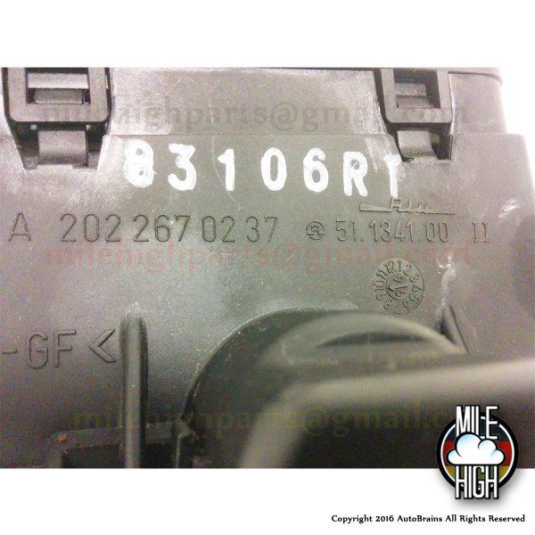 96-00 Mercedes C Class C280 CLK Shifter Assembly OEM W202 ML320