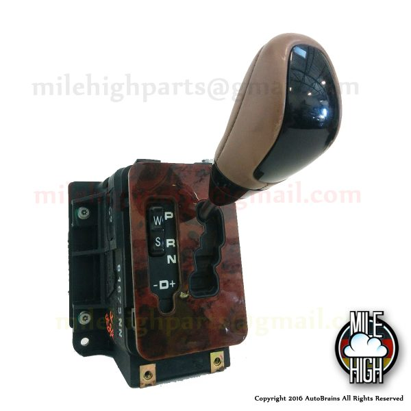 00 01 02 Mercedes Benz W210 E Class E320 E430 E55 AMG Shifter Assembly