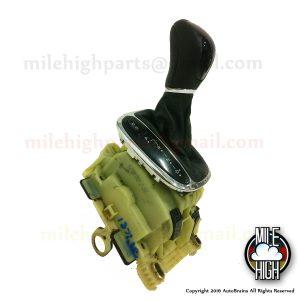 02-06 Mercedes Benz C230k C240 C280 C320 Shifter Assembly OEM Black W203