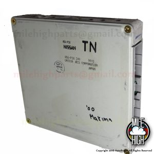 2000 Nissan Maxima OEM Engine Computer ECM ECU A56 P38 Z49 00 01 2001 TN
