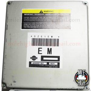 2001 Nissan Sentra OEM Engine Computer ECU ECM 1.8L GXE 00 01 02 - LOW MILES