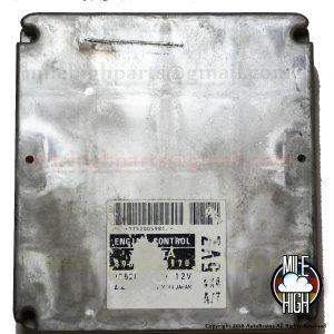 2000 Toyota 4Runner Engine Computer Module OEM ECU ECM A/T Cali 4X4 5VZ 3.4L 89666-35170