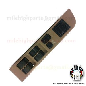 90-95 Toyota 4 Runner OEM Master Window Switch Driver