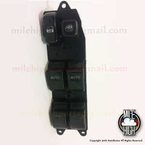 99 00 01 02 Toyota 4 Runner OEM Master Window Switch Driver