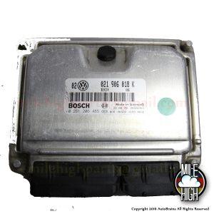 00 01 VW Jetta Golf VR6 2.8L AFP M/T OEM Engine Computer ECU ECM 2000 2001