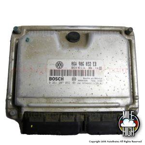 2001 Volkswagen Beetle OEM Engine Computer Control ECU ECM 2.0L 01 VW AZG A/T