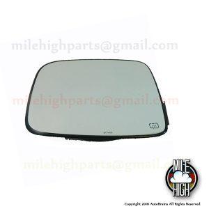 02-07 Jeep Liberty OEM Mirror Glass LH Driver Side Heated OEM