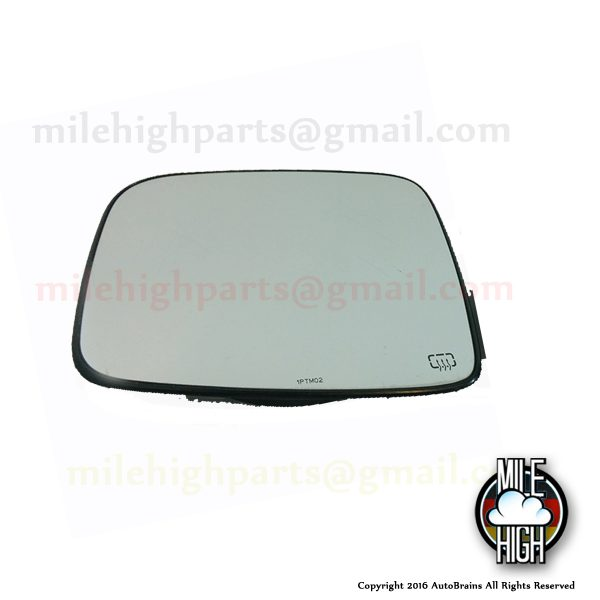 02-07 Jeep Liberty OEM Mirror Glass LH Driver Side Heated OEM